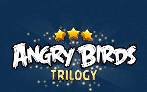 Angry Birds Trology logo