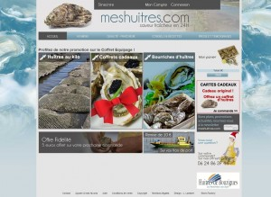 Meshuîtres.com