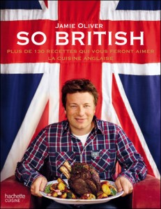 So British, Jamie Olivier