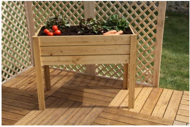 potager de balcon atelier du livet so we. Black Bedroom Furniture Sets. Home Design Ideas