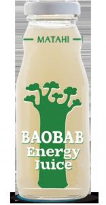Bouteille Matahi Jus de Baobab