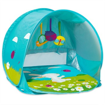 tente de plage pop up anti uv larkenciel so we. Black Bedroom Furniture Sets. Home Design Ideas