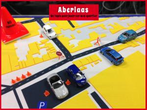 Tapis jeu Aberlaas