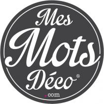logo site Mes Mots Déco