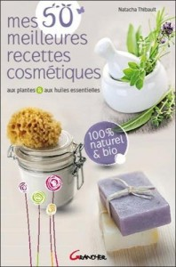 livre 50 recettes cosmétiques