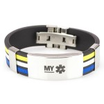 bracelet information médicale