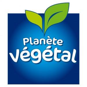 Planète végétal logo